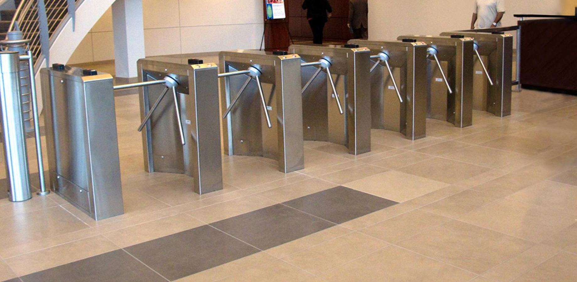 Turnstile Gates in Dubai