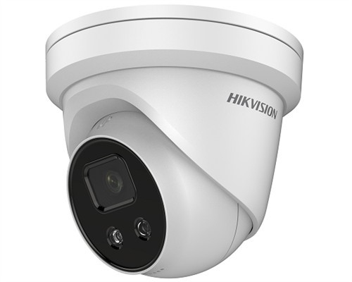 HIKVision DS-2CD2326G1-I-SL 2MP AcuSense Fixed Turret Network Camera