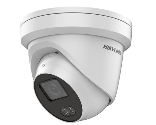 HIKVision DS-2CD2327G1-L 2MP ColorVu Fixed Turret Network Camera