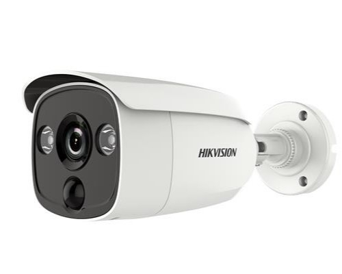 HIKVision DS-2CE12H0T-PIRLO 5MP PIR Bullet Camera