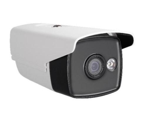 HIKVision DS-2CE16D0T-WL3 2MP Fixed Lens White Supplement Light Bullet Camera
