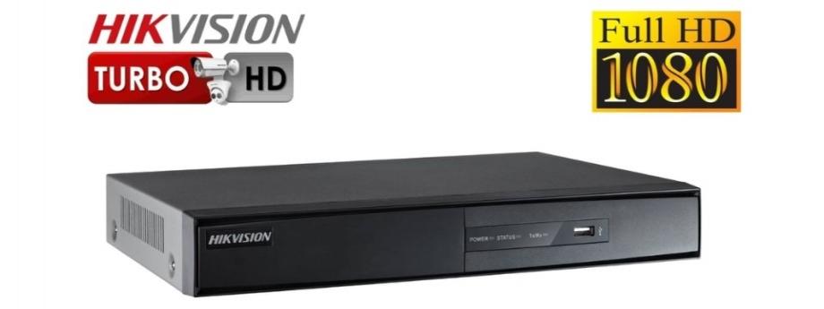 HIKVision DVR in Dubai